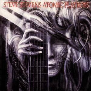 Steve Stevens: Atomic Playboys - Cover