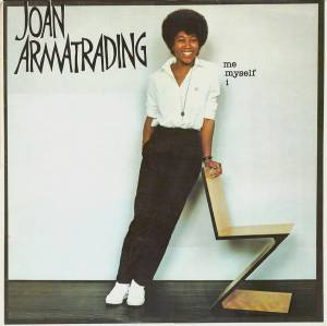 Joan Armatrading: Me Myself I - Cover