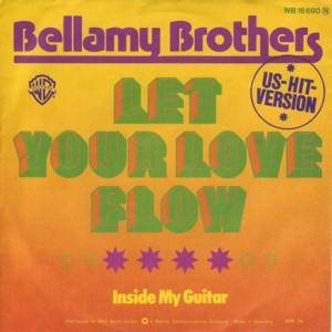 The Bellamy Brothers: Let Your Love Flow - Cover