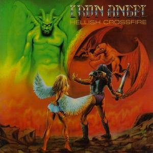 Iron Angel: Hellish Crossfire (CD) - Bild 1