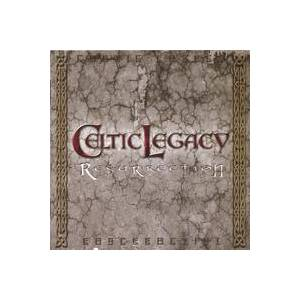 Celtic Legacy: Resurrection - Cover