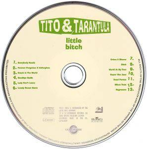 Tito & Tarantula: Little Bitch (CD) - Bild 3