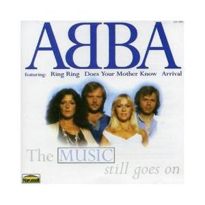 ABBA: Music Still Goes On, The - Cover