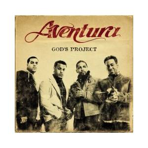 Cover - Aventura: God's Project