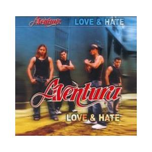 Cover - Aventura: Love & Hate