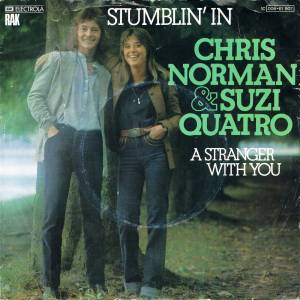 Chris Norman & Suzi Quatro: Stumblin' In - Cover