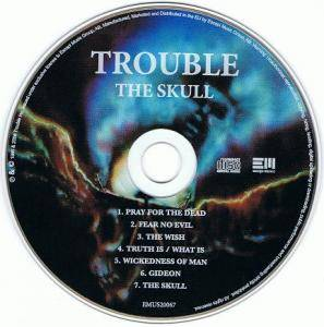Trouble: The Skull (CD + DVD) - Bild 3