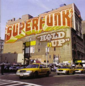 Cover - Superfunk: Hold Up