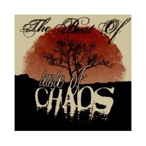 Cover - Armor For Sleep: Best Of Taste Of Chaos, The