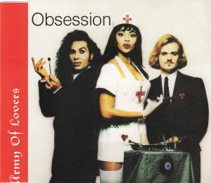 Army Of Lovers: Obsession - Cover
