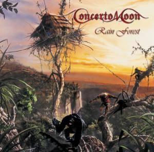 Concerto Moon: Rain Forest - Cover