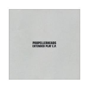 Cover - Propellerheads: Extended Play E.P.
