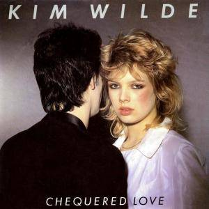 Kim Wilde: Chequered Love - Cover