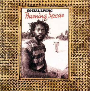 Burning Spear: Marcus' Children - Cover