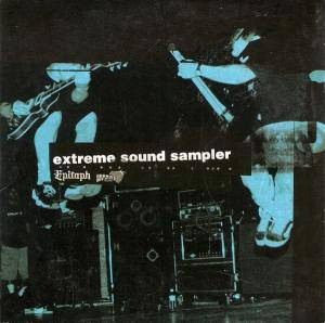Extreme Sound Sampler - Cover