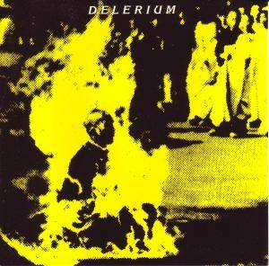 Cover - Delerium: Faces, Forms And Illusions
