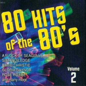 Cover - Toto Coelo: 80 Hits Of The 80's Vol 2
