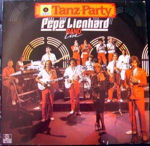 Cover - Pepe Lienhard Band: Hör Zu Tanz-Party Live