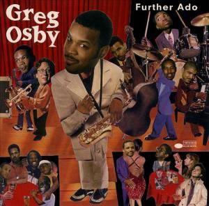 Cover - Greg Osby: Further Ado