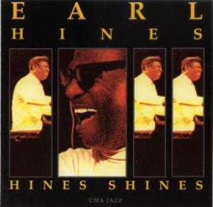 Earl Hines: Hines Shines - Cover