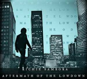 Richie Sambora: Aftermath Of The Lowdown - Cover