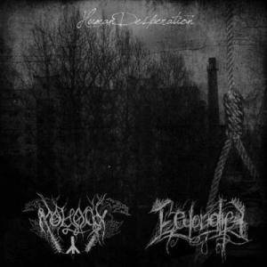 Moloch: Human Desperation - Cover