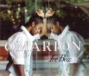 Cover - Omarion: Ice Box