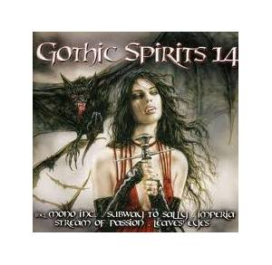 Gothic Spirits 14 - Cover