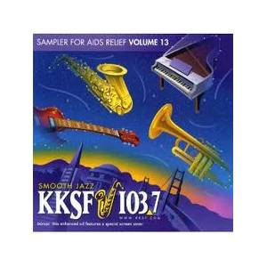 KKSF 103.7 FM Sampler For AIDS Relief, Vol. 13 - Cover