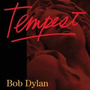 Bob Dylan: Tempest - Cover
