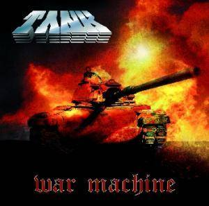 Tank: War Machine (CD) - Bild 1