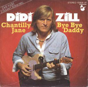 Cover - Didi Zill: Chantilly Jane