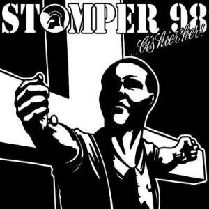 Stomper 98: ...Bis Hierher! - Cover