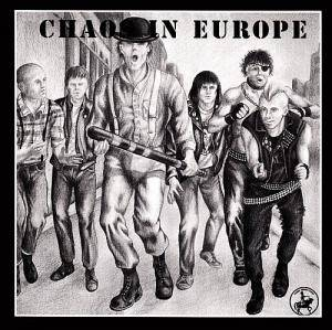Chaos In Europe - Cover