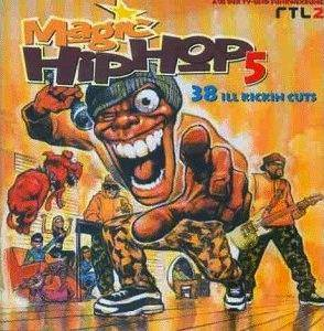 Cover - Coolio Feat. 40 Thevz: Magic Hip Hop 5