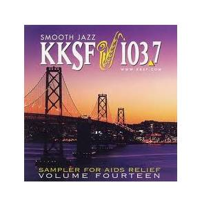 KKSF 103.7 FM Sampler For AIDS Relief, Vol. 14 - Cover