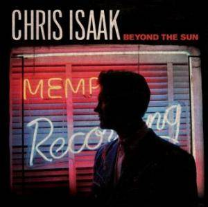 Chris Isaak: Beyond The Sun - Cover
