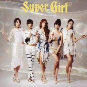 Cover - Kara: Super Girl