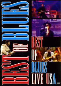 Cover - Robert Lockwood Jr.: Best Of Blues - Live USA
