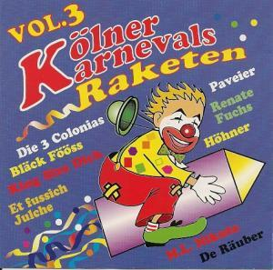 Kölner Karnevals-Raketen Vol. 3 - Cover