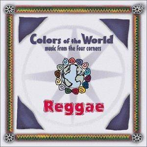 Cover - Pat Rhoden: Reggae - Colors Of The World