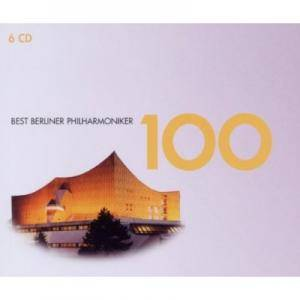 Cover - Paul Hindemith: Best Berliner Philharmoniker 100