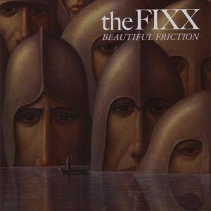 Cover - Fixx, The: Beautiful Friction