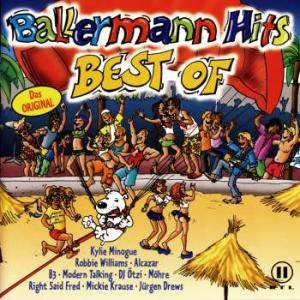 Cover - Dieter Thomas Kuhn: Ballermann Hits Best Of
