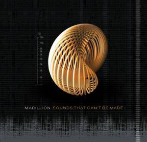 Marillion: Sounds That Can't Be Made - Cover