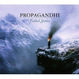 Propagandhi: Failed States - Cover