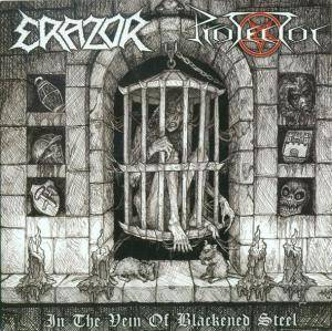 Protector: In The Vein Of Blackened Steel - Cover