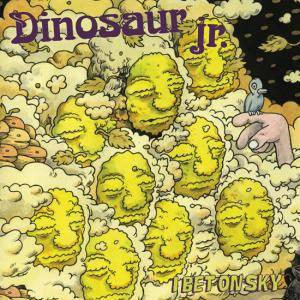 Dinosaur Jr.: I Bet On Sky - Cover