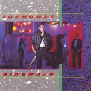 Icehouse: Sidewalk - Cover