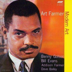 Cover - Art Farmer: Modern Art